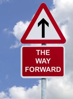 The way forward in business, clear vision and direction supported by a supportive culture and a clear business plan